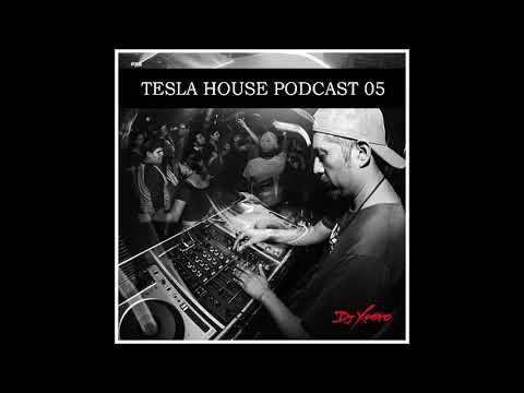 DJ Xaero - Tesla House Podcast 05 / Radio X Web