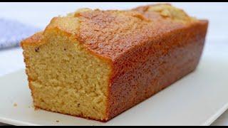 Gâteau au yaourt simple, rapide et inratable | Les recettes de Camille