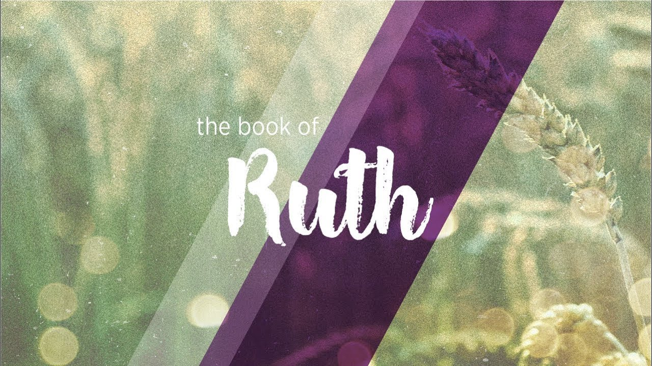 Ruth (1): The Principles of Choice | Christian Bible Church of the