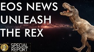EOS Crypto News - REX, EOSFINEX, & BIG Announcement