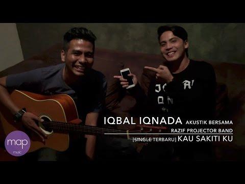 IQBAL IQNADA Akustik Bersama Razif Projector Band (Teaser Lagu Baru Kau Sakiti Ku)