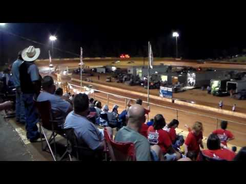 Friendship Motor Speedway(EXTREME STOCK RACE) 9-24-16