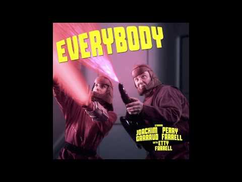 Joachim Garraud feat. Perry & Etty Farrell - Everybody (Back2Rave Remix) [Cover Art]