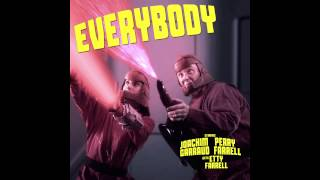 Joachim Garraud feat. Perry & Etty Farrell - Everybody (Back2Rave Remix) [Cover Art]