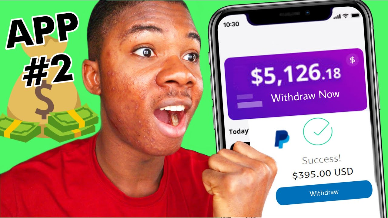 TOP 3 APPS THAT PAY YOU REAL MONEY *Updated* (2020)