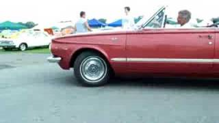 1964 Valiant Convertible