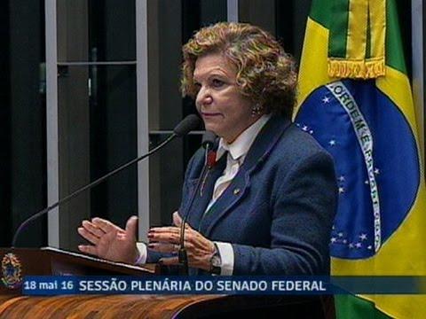 Lúcia Vânia avalia como positivas medidas anunciadas pela equipe econômica de Temer
