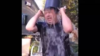ALS ice bucket (extra version) aug 2014
