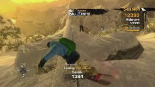 【XBOX360】STOKED Mt.FUJI GamePlay