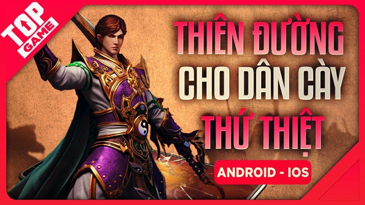 [Topgame] Mộng Chinh Đồ Mobile – Game Nhập Vai cho Dân Cày Thứ Thiệt