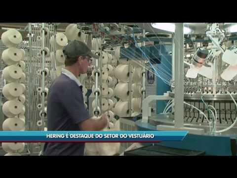 Santa Catarina Industrial: Sempre à Frente - Hering