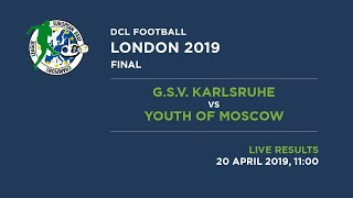 Football 2019 | Women | Final | G.S.V KARLSRUHE v YOUTH OF MOSCOW