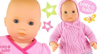 BITTY BABY American Girl Infant Doll * Baby Clothes and Toy Accessories DCTC