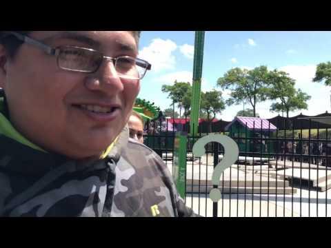 Karaoke/Weight Guessing (Six Flags)