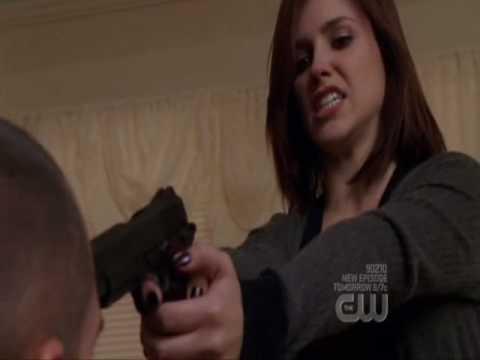 One Tree Hill 6x13 Brooke fights X  -HQ-
