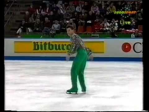 Zbigniew Komorowski POL - 1994 European Championships LP