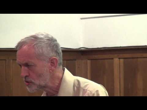 Jeremy Corbyn MP speaking on Chile 40 Years On