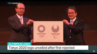 Tokyo 2020 logo unveiled after first rejected
