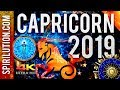 2019 CAPRICORN HOROSCOPE