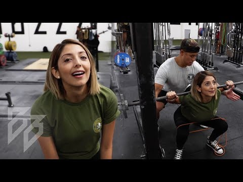 INSTAGRAM BOOTY WORKOUT ft. Tiffany Del Real