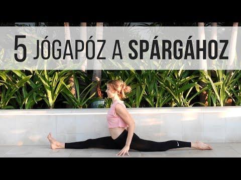 Jóga Pózok A Teljes Spárgához | Jóga Életmód