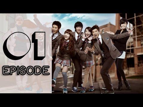 Dream High Episode 1 Subtitle Indonesia