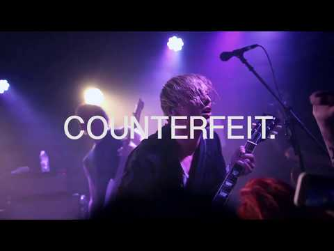 An Evening with Counterfeit Jamie Campbell Bower