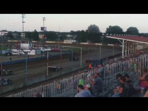 Late Model Heat 2 Terre Haute Action Track