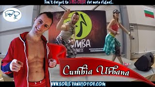 Crooked Stilo Cumbia Urbana ZUMBA by Boris Panayotov