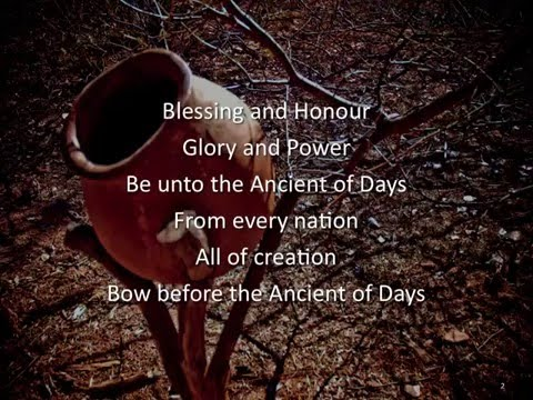 Ancient of Days ~ Discovery Singers ~ lyric video