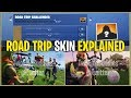 "*NEW* Fortnite: ""The Road Trip"" Skin Explained/Meaning! (Season 5 Storyline Explained)"