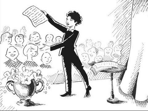 Изображение предпросмотра прочтения – АнастасияЕфимова читает произведение «Зимний вечер» А.С.Пушкина
