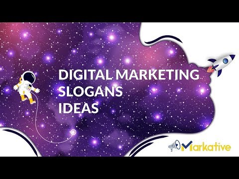 Digital Marketing Slogan Ideas for your startup from YouTube · Duration:  4 minutes 53 seconds