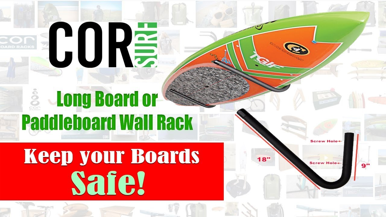 Paddle Board Racks Youtube