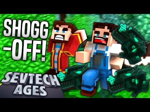 Repeat Minecraft - PULLING TEETH - SevTech Ages #17 by