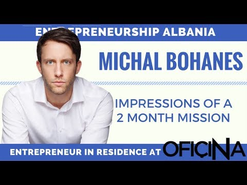 Michal Bohanes - PART 1: Impressions of a 2 Month Mission in Albania