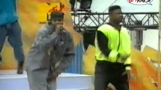 Nice And Smooth - Hip hop Junkies (Live) @ Yo MTV Raps (S.B.) 1992