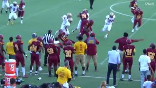 Game Recap- Cardinal Hayes VS Iona Prep, Sep. 16, 2017