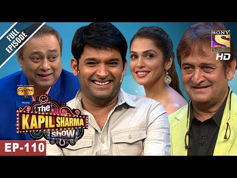 The Kapil Sharma Show - दी कपिल शर्मा शो-Ep110-Friendship Unlimited In Kapil's Show-28th May 2017