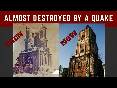 Iloilo Then and Now ep. 1 - Jaro Belfry Before and After