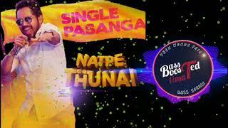 Single Pasanga | 🎧 Bass Boosted Tamil 🎧 | Natpe Thunai | HipHop Tamizh