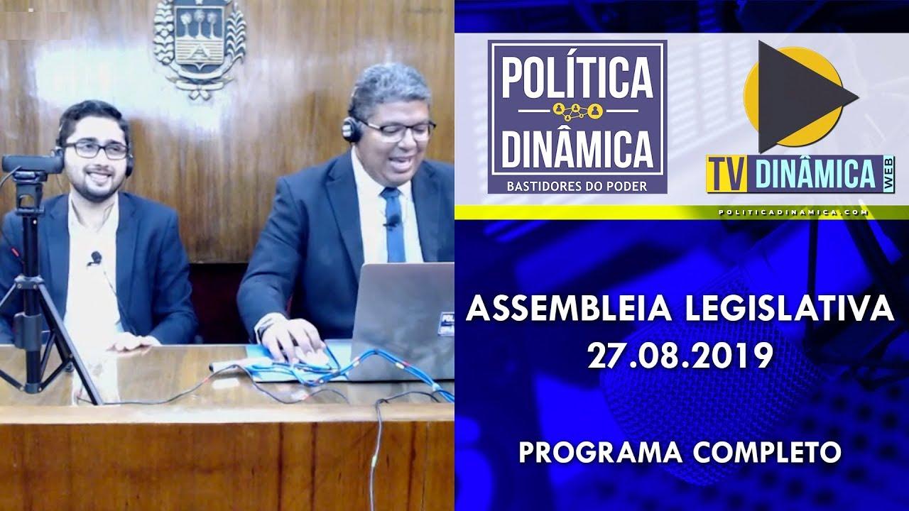 Coluna Marcos Melo Política Dinâmica