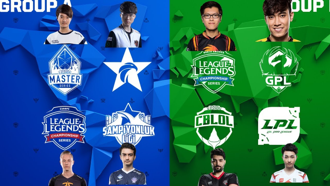 Toàn bộ siêu sao tại allstar thế giới 2017 – All team & All player in Allstar 2017