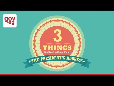 Three Things to Know about the President's Address 2018