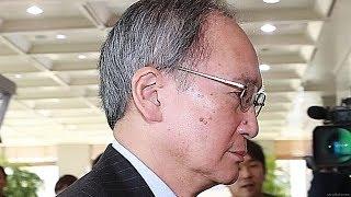 駐韓日本大使が帰国へ