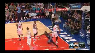 NBA CIRCLE - Charlotte Bobcats Vs New York Knicks Highlights 5 November 2013 www.nbacircle.com