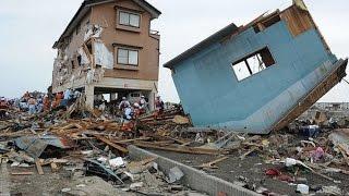 Землетрясение в Японии 2016 видео. ШОК СМОТРЕТЬ ВСЕМ!!!