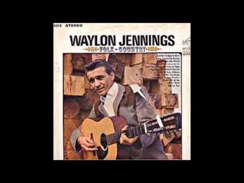 Waylon Jennings Folk Country Full 1966
