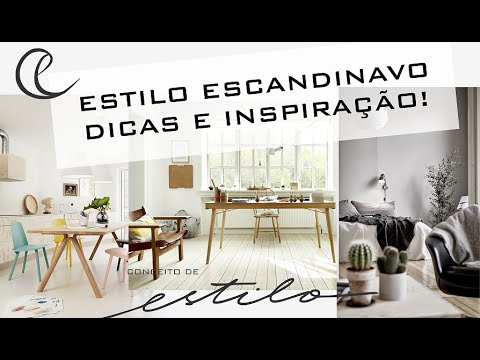 Estilo escandinavo decora o de interiores youtube Estilo escandinavo interiores