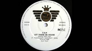 T-R-P - Let There Be House (Space Mix) (1989)
